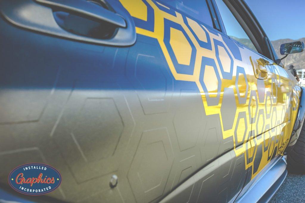 Custom Fleet Wraps & Fleet Graphics