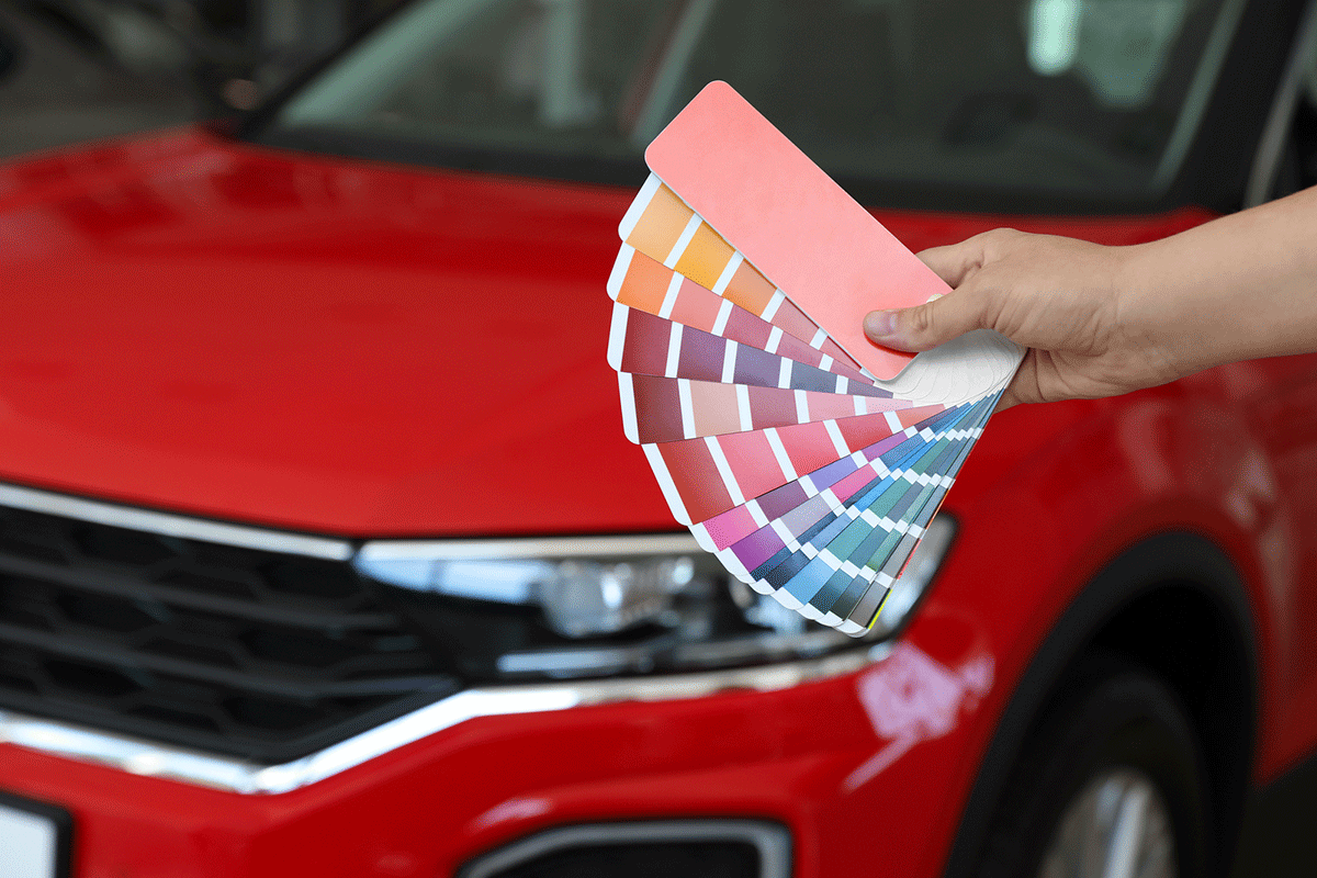Why Is Color Contrast Important On Automotive Wraps?